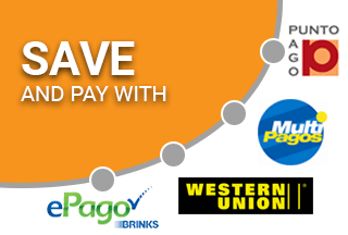 Save and Pay with ePago