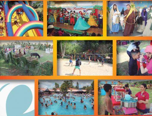 Exitosa participación masiva en el Día Familiar asociado de COOPEDUC 2019