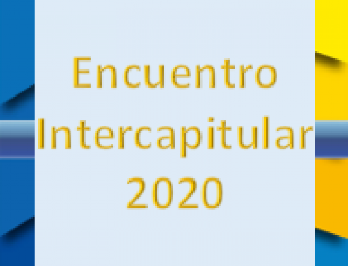 Encuentro Intercapitular Virtual 2020