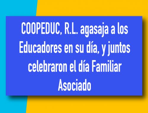 Homenaje al Educador en su día y Día Familiar