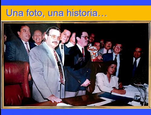 El 1 de mayo de 1997, hace 24 años, el gobierno nacional firmó la Ley 17.
